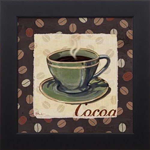 12x12 Cup of Joe I by Brent, Paul: Studio Black Rusty Cocoa
