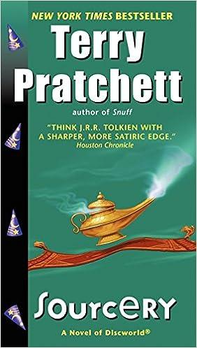 Terry Pratchett - Sourcery Audiobook Free Online