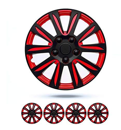 CAR+ 507136R Marina Bay Red and Black 15