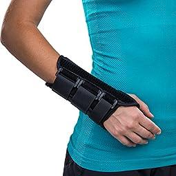 DonJoy ComfortFORM Wrist Support Brace: Right Hand, Medium