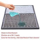 TMOUNT Disinfect Front Door Mat, Sanitizing