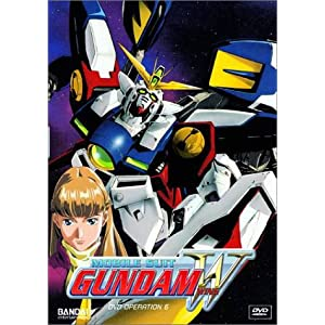 Mobile Suit Gundam Wing - Operation 6 (2000)