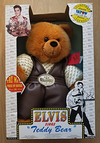 - Elvis Presley Sings Teddy Bear 13.5