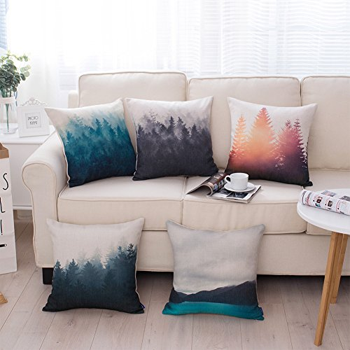 Decorative Cushion Cover For Scandinavian Style Homes