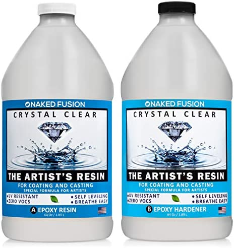 Crystal Clear Art Resin Epoxy product image