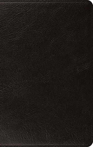 Holy Bible: English Standard Version Thinline, Black
