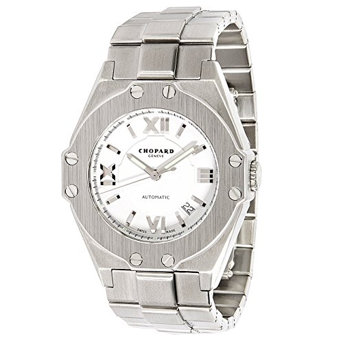 Chopard St Moritz swiss-automatic womens Watch 25/8383 (Certified Pre-owned) by Chopard