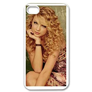 Taylor Swift For iPhone 4,4S Csae protection phone Case ST127187