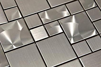 Stainless Steel Interlocking Pebble Floor Tile | Kitchen ...