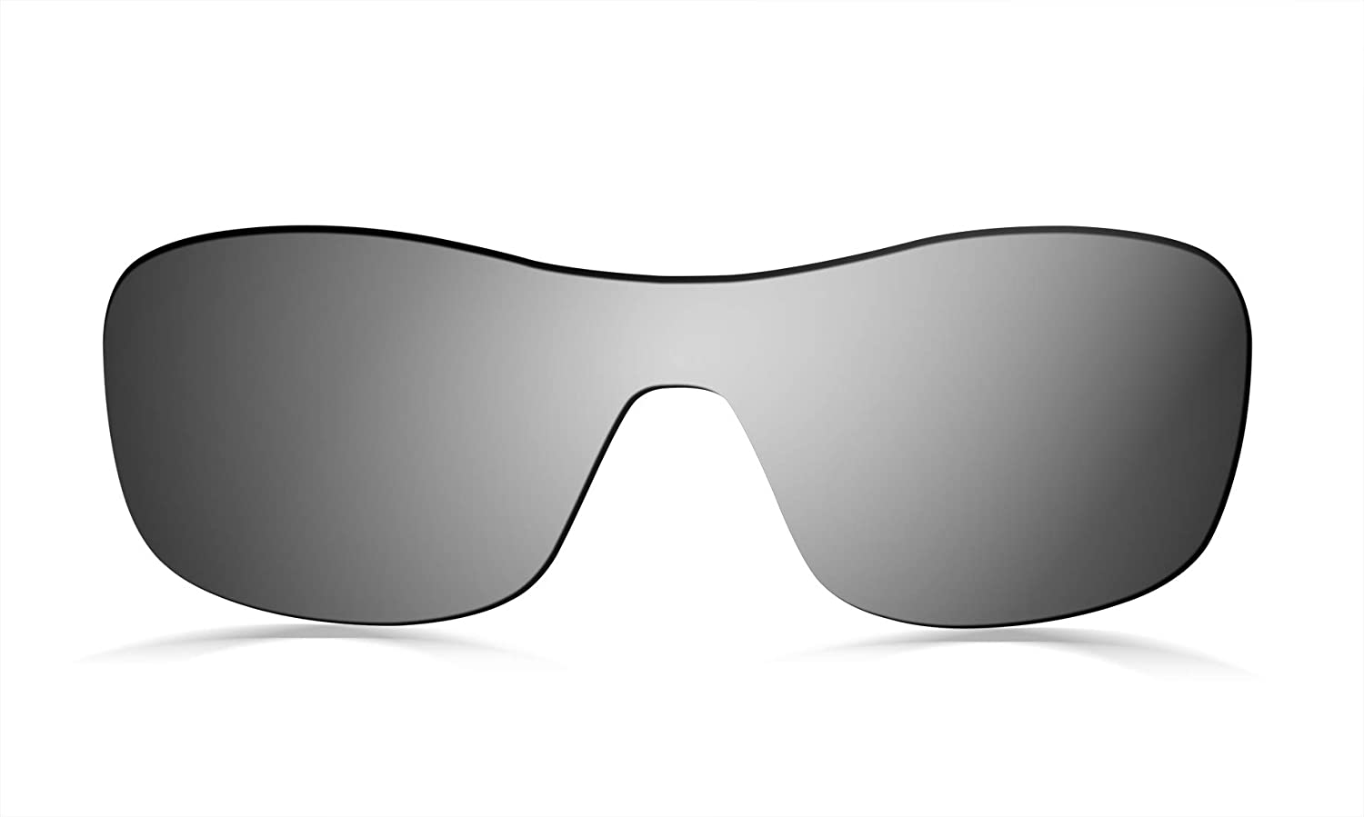 1160ceb32d6 Amazon.com  Prizo Polarized Replacement Lenses for Oakley Antix Sunglasses  (Black Iridium)  Clothing