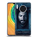 Official HBO Game of Thrones Daario Naharis Faces 2 Soft Gel Case Compatible for Huawei Mate 30