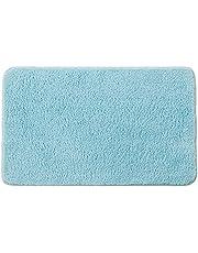 MIULEE Zacht pooltapijt, absorberend, antislip, voor badkamer, entree, wasbaar