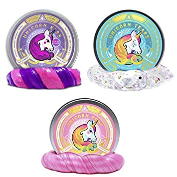 788b66cf350 Amazon.com  Mythical Slyme Unicorn Putty Great Gag Toy - Perfect for ...