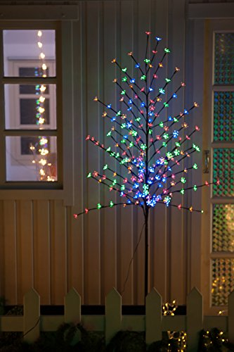 Cherry Tree Led Light Clear in US - 7