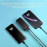 2 Pack Miady 10000mAh 18W PD 3.0 Portable Phone