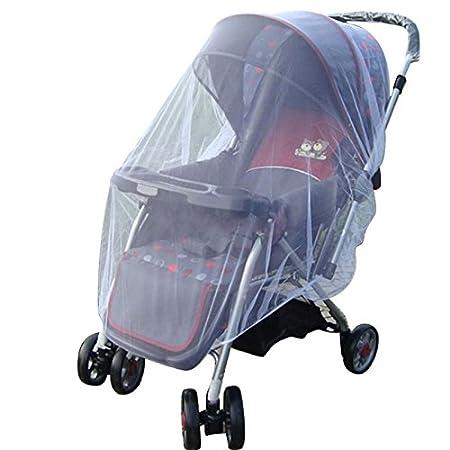 nicebuty niños del bebé carrito Net hilo cortina de accesorios coche funda para coche insectos Atención redes de cochecito de bebé: Amazon.es: Hogar
