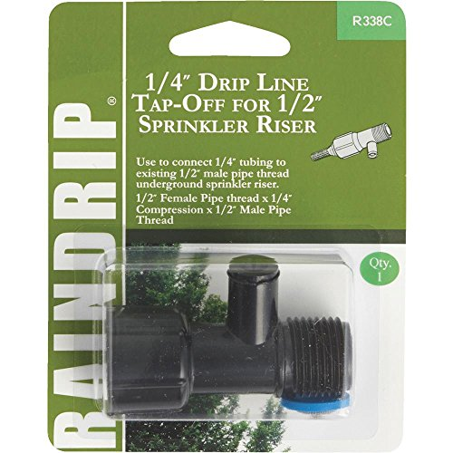 (Raindrip Drip Line Tap-Off 1/4