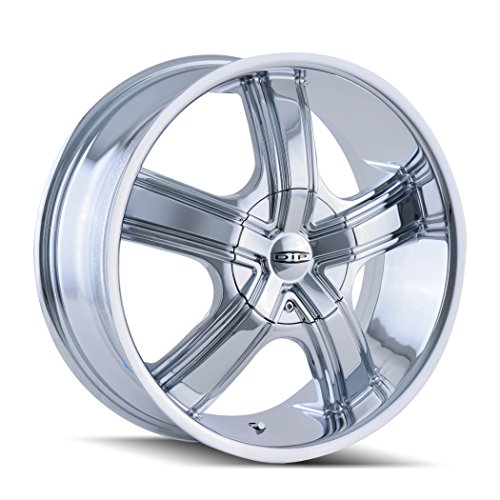 DIP Boost D69 Wheel with Chrome Finish (18x7.5''/10x108mm) by DIP