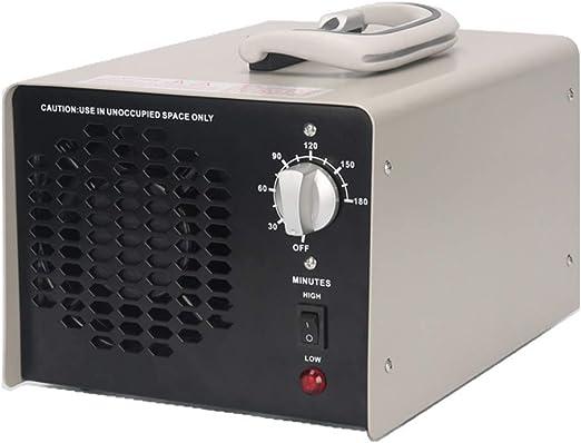 MOSMAT 15 g/h-30 g/h Alta concentración Industriales Generador de ...