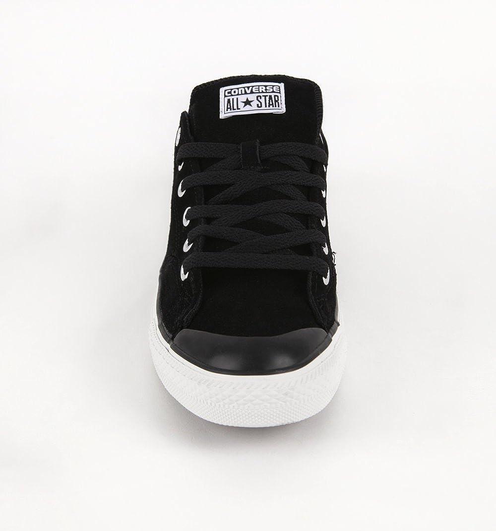b28d9a6eee9 Converse Men s CT LS OX Black White Skateboarding Shoe 129733C (US 11)   Amazon.co.uk  Shoes   Bags