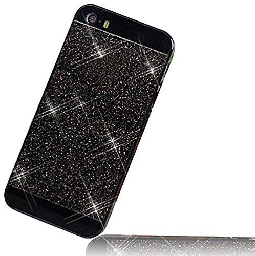 Sunroyal®5.5 Pulgadas de iPhone 6 Plus / 6S Plus Funda Case Brillantes Carcasa de Premium PC Dura Ultra Thin Fina Cubierta Caso Bling Teléfono Móvil Caja Estuche Bolso de Lujo Manga Premium Matt Glitt