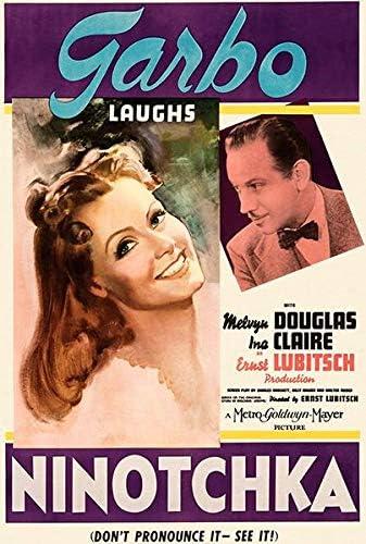 Amazon.com: Ninotchka - 1939 - Movie Poster Magnet: Kitchen & Dining