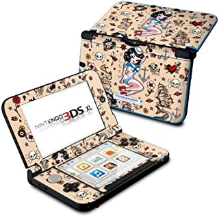 product image for Suzy Sailor - DecalGirl Sticker Wrap Skin Compatible with Nintendo Original 3DS XL