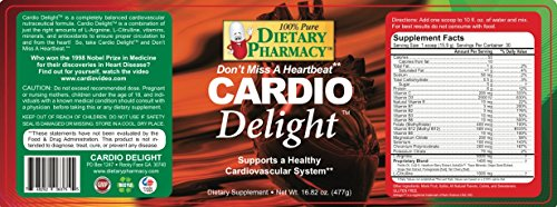 Cardio Heart Health Pure Professional Grade Doctor Recommended Nitric-Oxide - L Arginine 5000mg - L Citrulline 1000mg by Cardio 911 (Image #1)