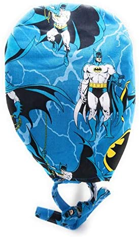 Batman  comic book Scrub uniform top