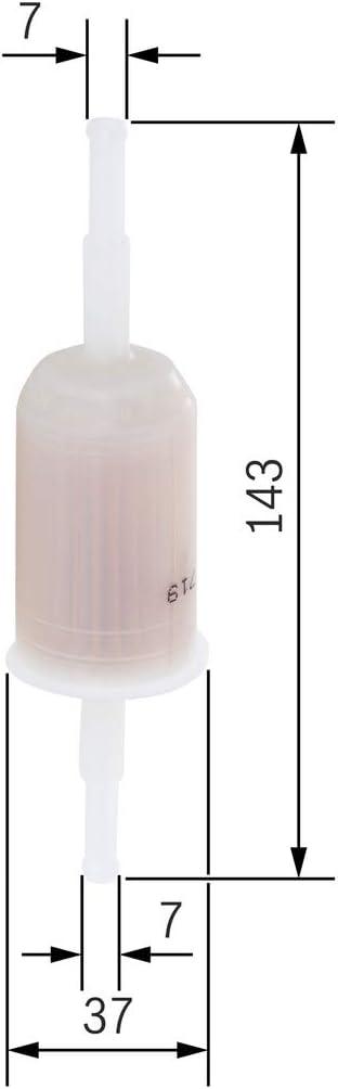 Bosch 0450904149 Kraftstofffilter Auto