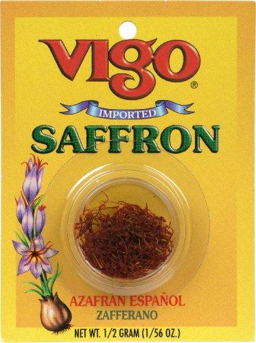 Vigo Saffron (Vigo Saffron, 0.5600-ounces (Pack of3))