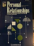 img - for Personal Relationships : Journal of the International Society for The Study of Personal RelationshipsVolume 4 Number 1 March 1997 book / textbook / text book