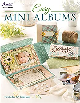 Easy mini albums annies paper crafts diana crick 9781573677684 easy mini albums annies paper crafts diana crick 9781573677684 amazon books solutioingenieria Gallery