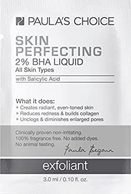Paula's Choice Skin Perfecting 2% BHA Liquid Salicylic Acid Exfoliant for Blackheads and Enlarged Pores