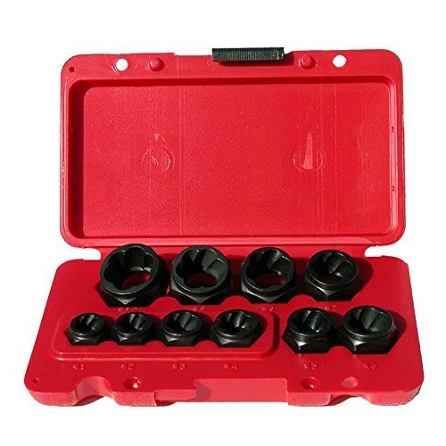 (Craftsman 10 Pc. Damaged Bolt/nut Remover Set, Low Profile Bolt-out)