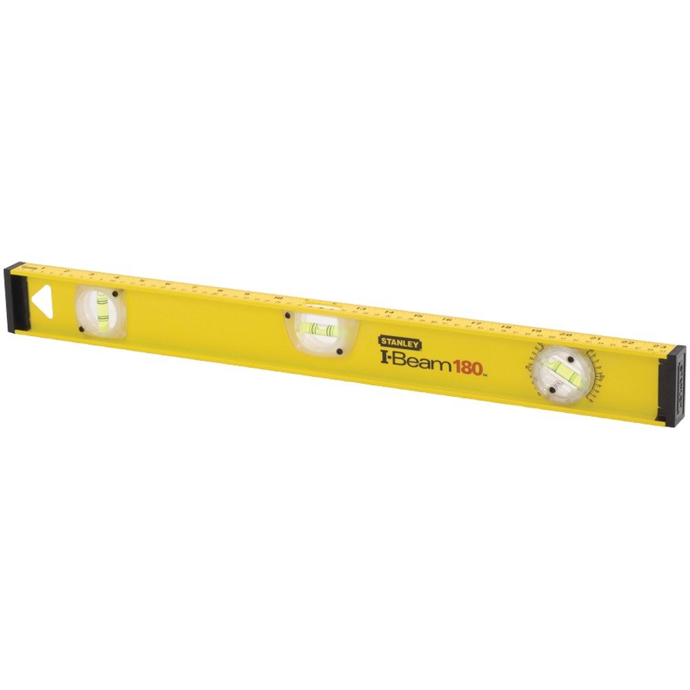 Stanley 42-324 24-Inch I-Beam 180 Level - - Amazon.com for Spirit Level Parts  104xkb