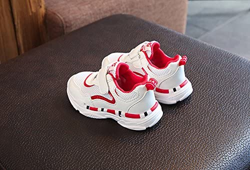 Lurryly Baby Boys Girls Kids Sport Running Mesh Toddler Soft Sole Shoes Sneakers 0-6 T