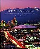 Human Societies: An Introduction to Macrosociology by Patrick Nolan (1998-08-07)
