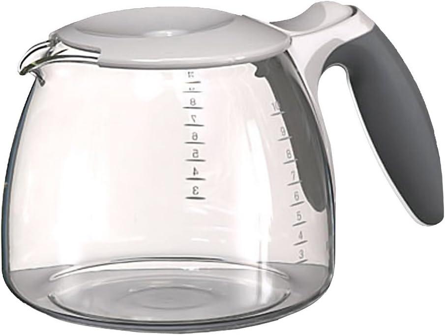 Braun 63104705 KFK 500 Glaskanne für CaféHouse Kaffeemaschine