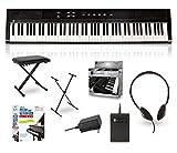 Williams Legato 88-Key Digital Piano Packages Beginner Package