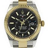 Rolex Sky-Dweller 42mm Stainless Steel & 18K Yellow Gold Watch 326933