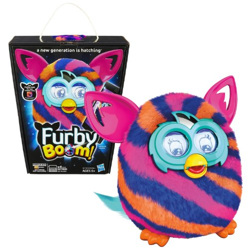 Review Hasbro Year 2013 Furby