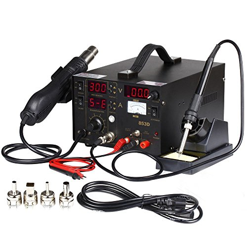 Flexzion Soldering Station Digital Repairing