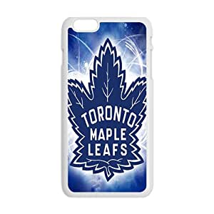 Shiny blue Toronto maple leafs Cell Phone Case for Iphone 6 Plus