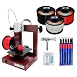 Afinia H-479 3D Printer + 3D Printer knife set + Extruder Nozzle Temperature Switch + Octave ABS 1.75mm Filament 3 spools Picture