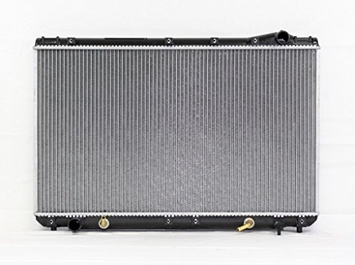 Radiator - Cooling Direct For/Fit 1746 94-96 Toyota Camry Lexus ES300 V6 3.0L AT - Radiator Camry 96 Toyota 95