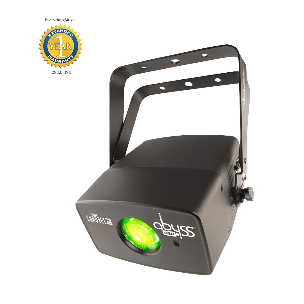 Chauvet Abyss USB DMX-equipped LED Flowing Water Lighting Effect with 1 Year Free Extended Warranty
