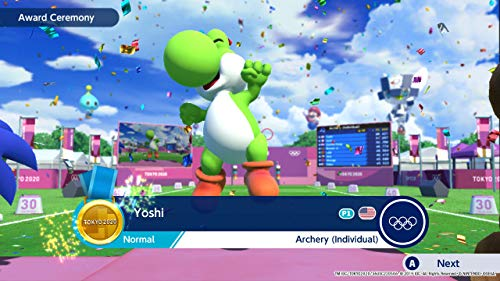 51WSkkGeD7L - Mario & Sonic at the Olympic Games Tokyo 2020 - Nintendo Switch