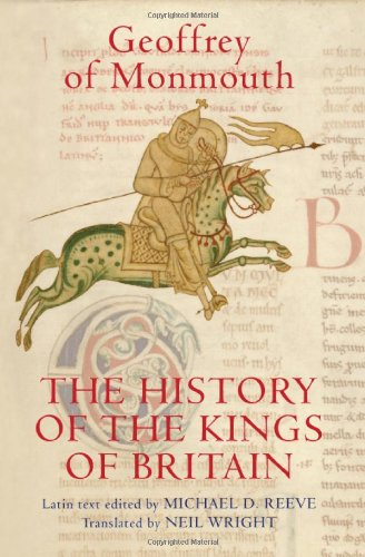 geoffrey of monmouths life of merlin essay 1135 in geoffrey of monmouth's historia regnum britanniae or history of the  kings of britain geoffrey also wrote a vita merlini (life of merlin) and added a   historia brittonum, an annotated essay on nennius and the historia by robert.