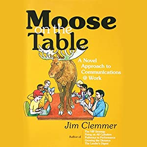 Moose on the Table Audiobook